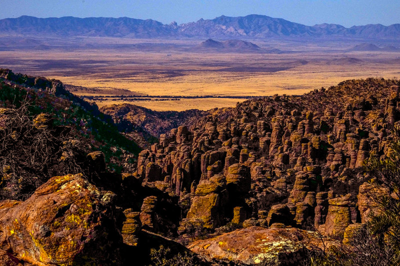 Apache stronghold, Chiricahua National Monument, Arizona, 2014