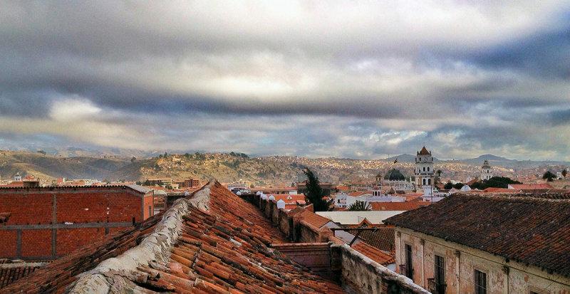 The White City, Sucre, Bolivia, 2014