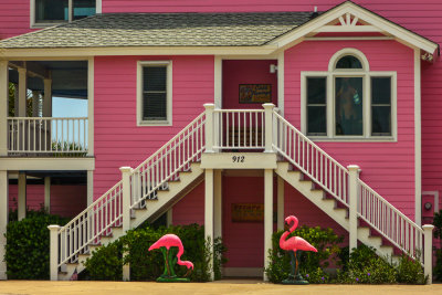 Casa Flamingo, Isle of Palms, South Carolina, 2013
