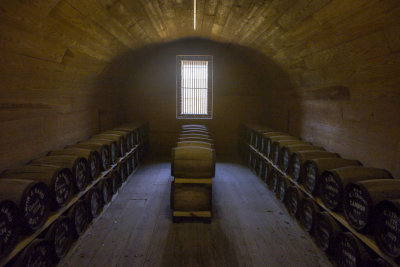 Powder Magazine, Fort Moultrie, Charleston, South Carolina, 2013