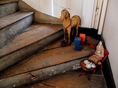 Toys, Manigault House, Charleston, South Carolina, 2013