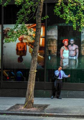 Contrasts, New York City, New York, 2013