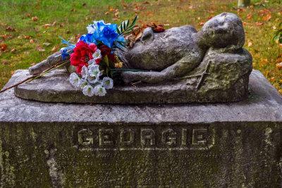 A life cut short, Green-Wood Cemetery, Brooklyn, New York, 2013