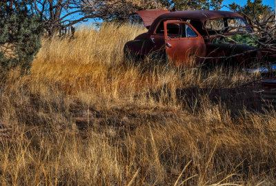 Requiem, Pie Town, New Mexico, 2014