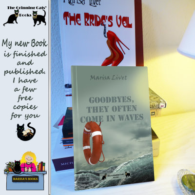Goodbyes, they often come in wave - Would you like to receive a complimentary copy?