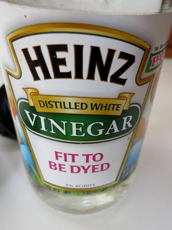 Straight Vinegar