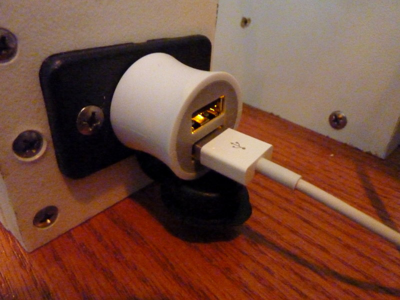TEST #2 - Charging Via 12 Volt Source