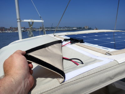 Installing A Solbian Solar Panel Photo Gallery By Compass