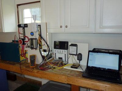 Solar Testing MPPT vs. PWM