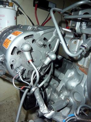 Automotive Alternators Vs Deep Cycle Batteries Photo