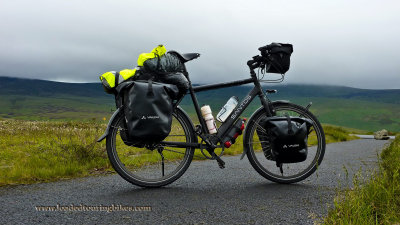 441    Tom touring Ireland - Santos Travelmaster 2.6 touring bike