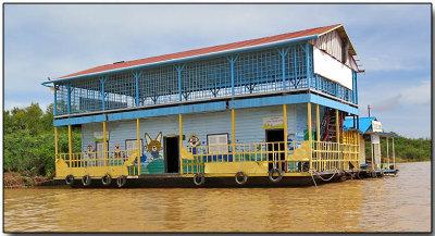 Tonlé Sap Lake 7