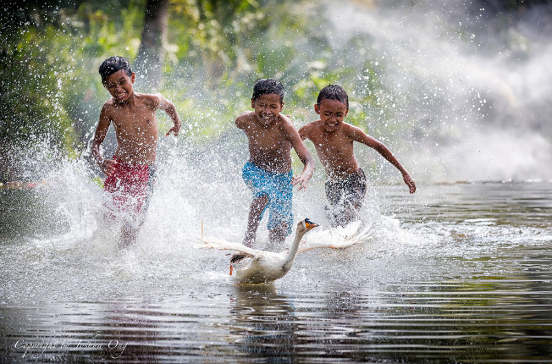 Life in a Small Village of West Java