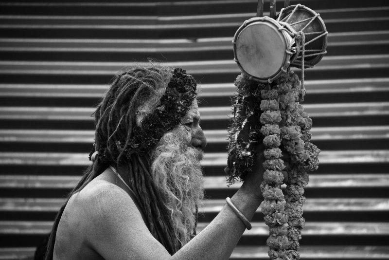 Naga Sadhu 59 bw.jpg