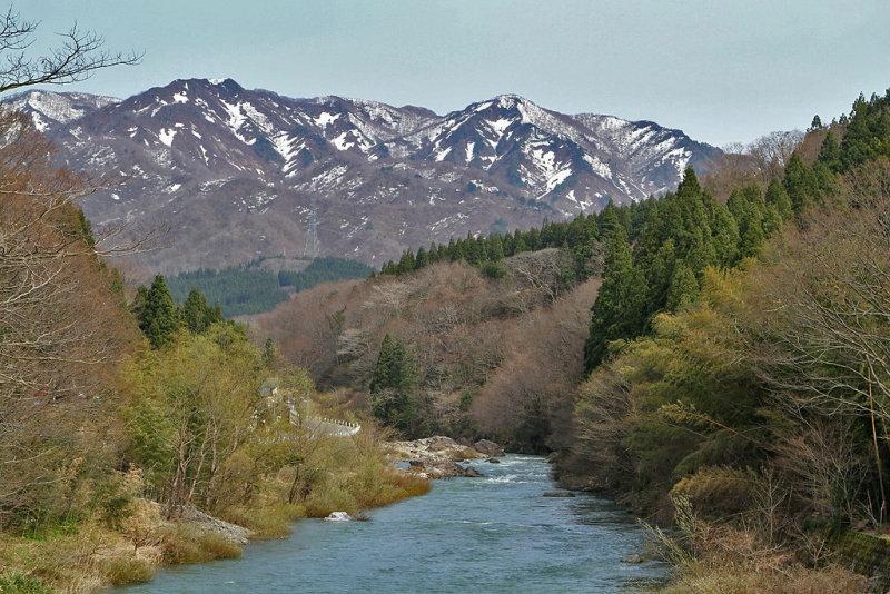 Niigata prefacture, Japan