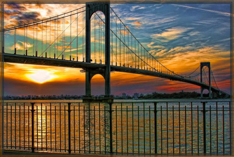 WHITESTONE BRIDGE  BX NY