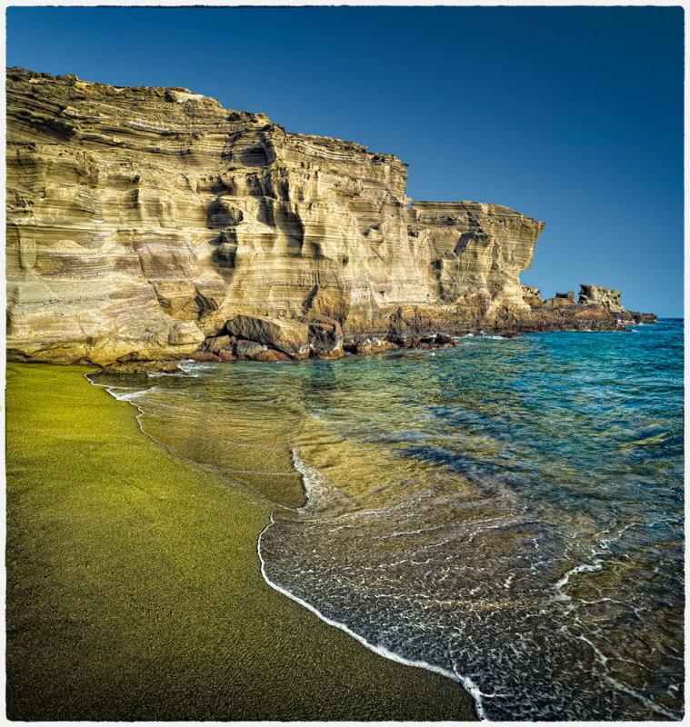 Green Sand Beach (large version)