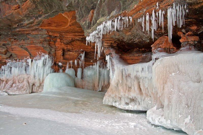 Ice Cliffs