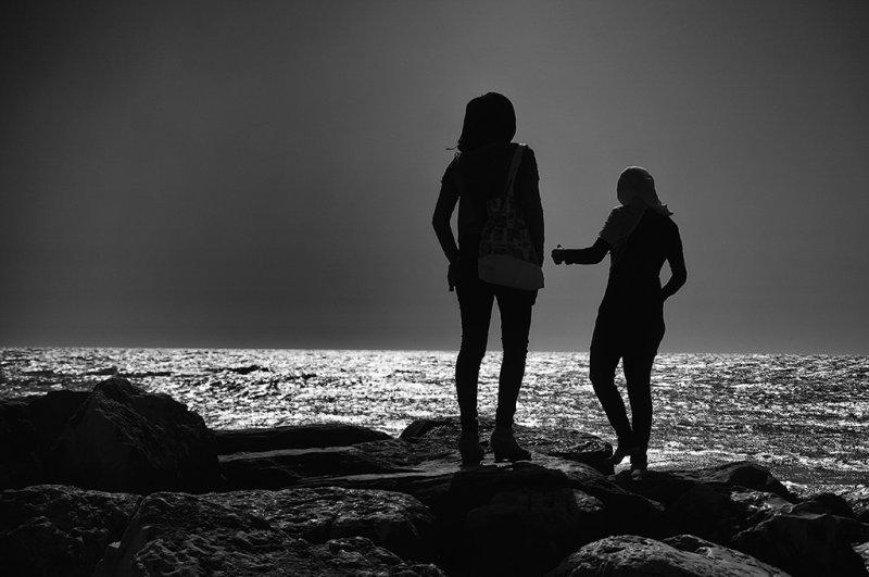 Silouettes at the Beach.jpg