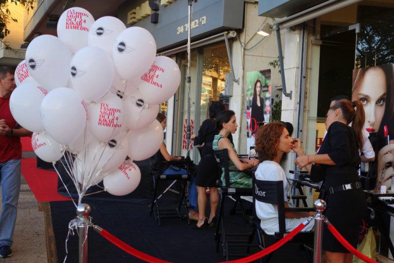 Tel Aviv Fashion Night 2013