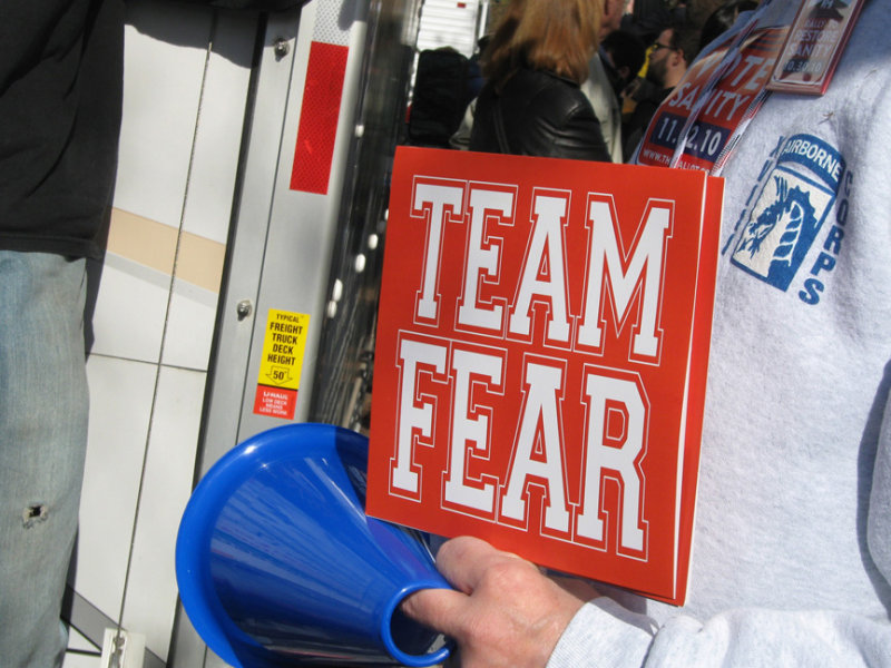 Team Fear