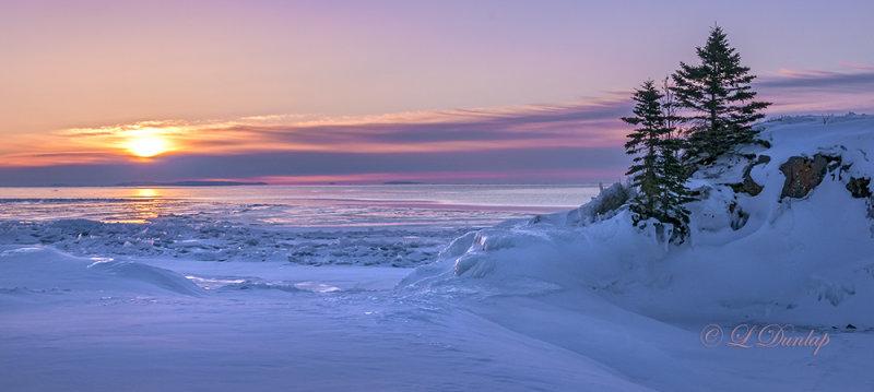 108.7 - Grand Portage Sunrise