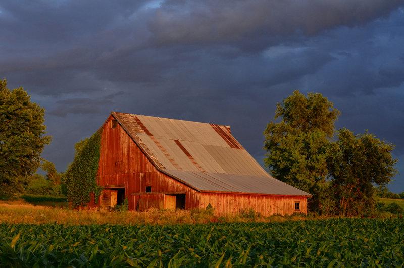 Middle Fork Barn