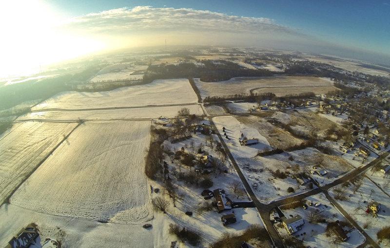 Winter in Northwest Missouri