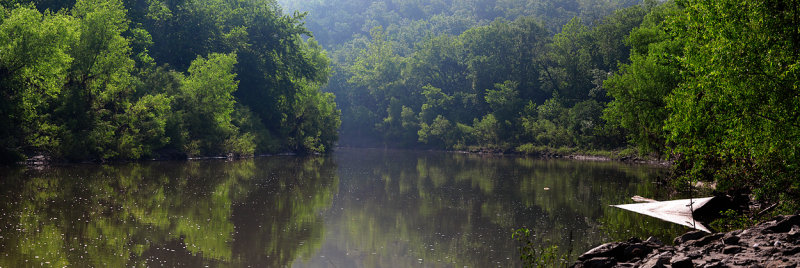 Grand River at Elam Bend