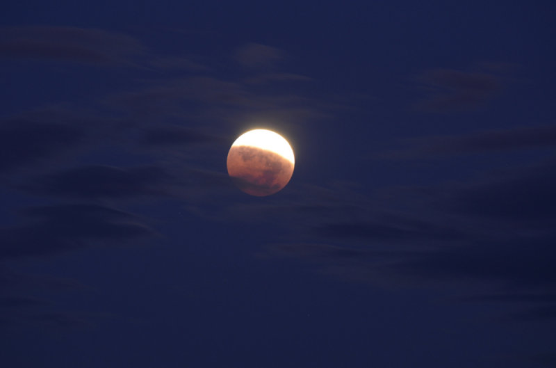 Total Lunar Eclipse Part 2