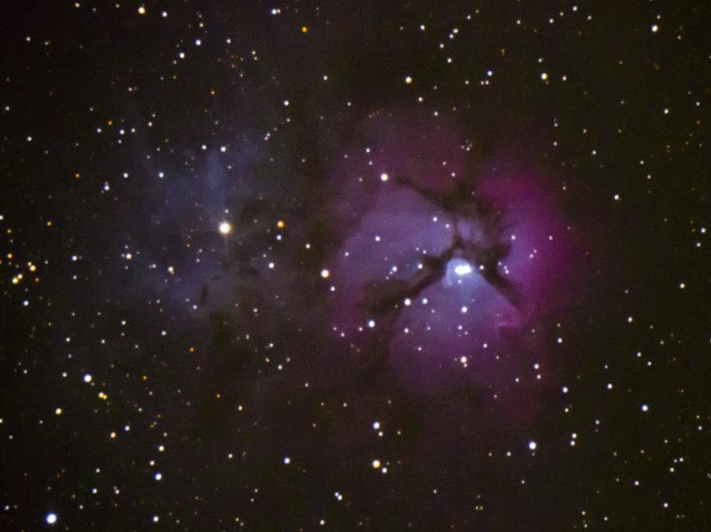 The Trifid Nebulae