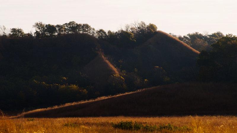 Fall at Squaw Creek