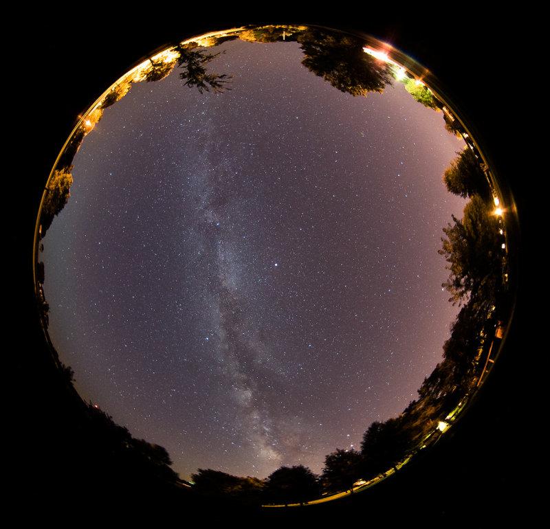 All Sky Summer Milky Way