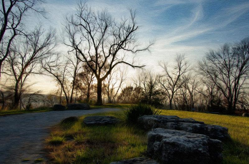 Grand River Valley Overlook  (Adam-ondi-Ahman)