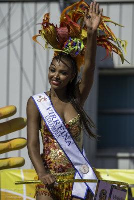 Carnaval de Barranquilla 1st Day - Batalla de Flores / Colombia 2014