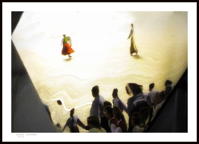 Dance Festival mysteries