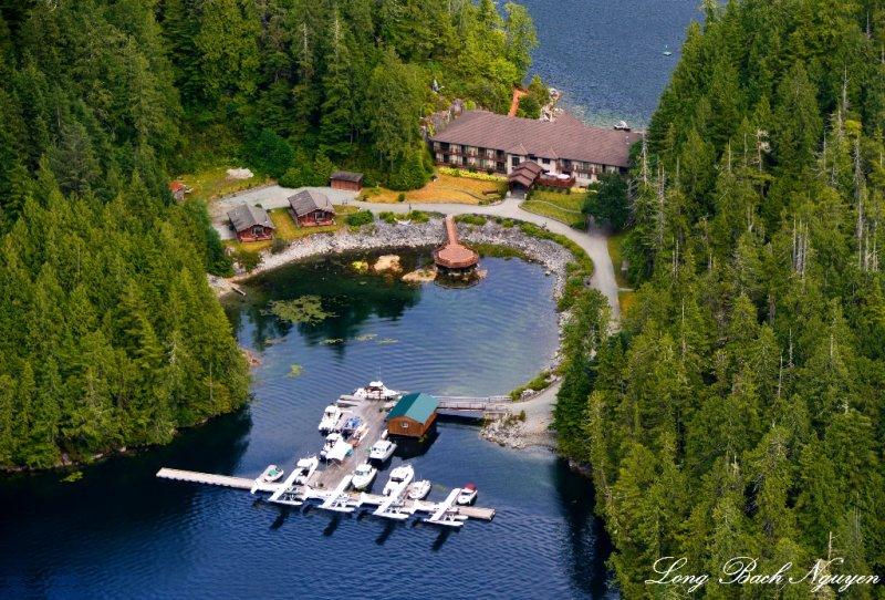 Eaglenook Resort, Beaver Owners Association, Jane Bay, Vancouver Island, Canada