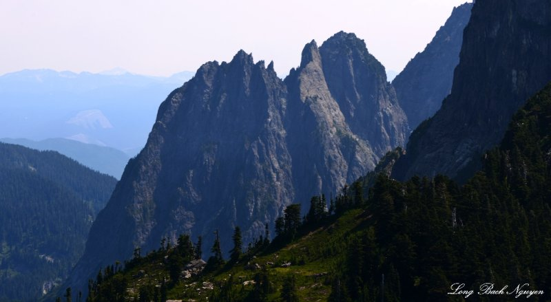 Mt Index, Cascade Mountains, Washington
