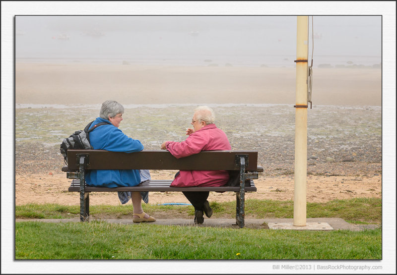 Grannies in the Mist