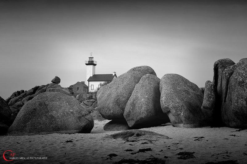 Phare de Pontusval (Brittany Coast)