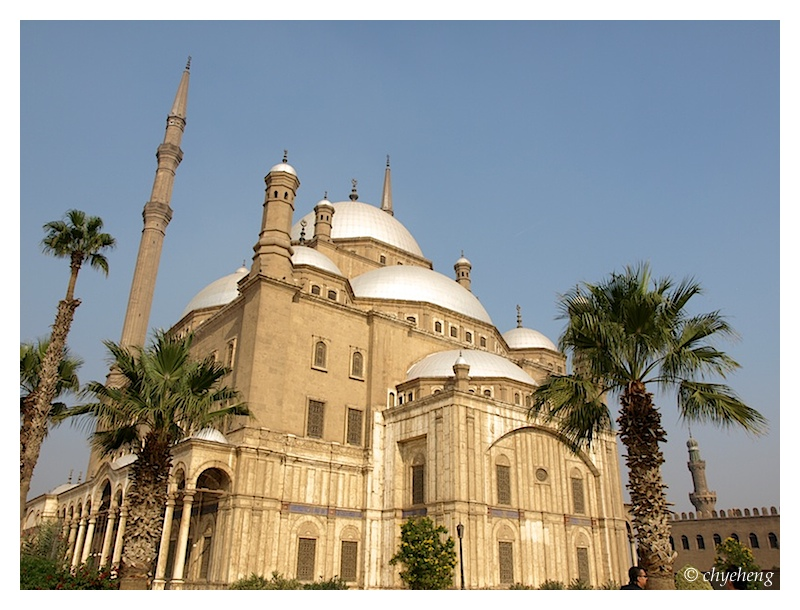Mosque of Mohamed Ali Pasha