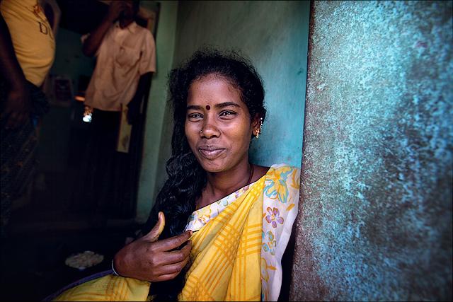 தமிழ் பெண்மணி