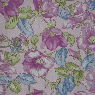 Fabric detail: poplin from Sewzannes