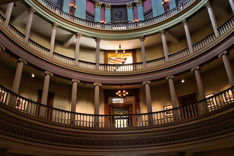 Old Courthouse---St.Louis Mo.