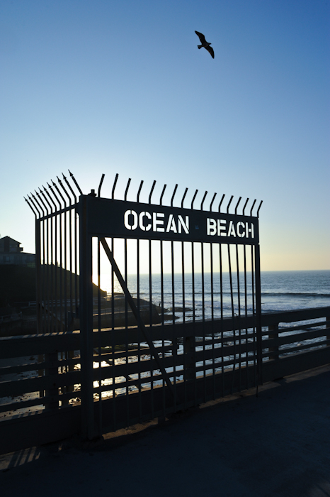 O.B. Pier Gate
