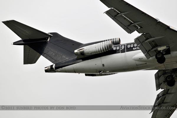 N410BN Acquistion LLCs B727-223/Adv N410BN (former AA N875AA) corporate aviation stock photo