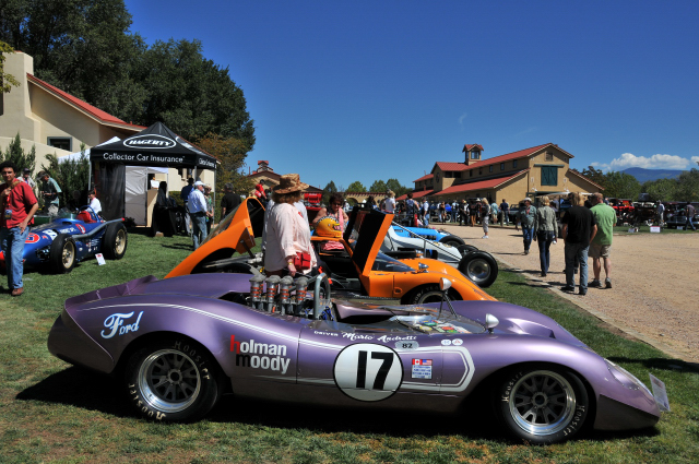 1967 Honker Can-Am Race Car, Thomas Mittler Estate, Three Rivers, MI, BRM Timeless Racer Award (0884)