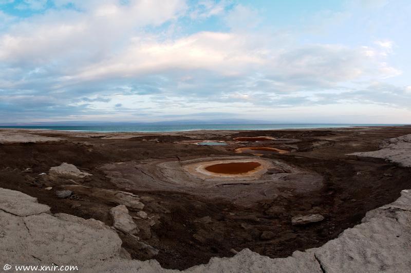 Dead Sea swallow-holes, Lowest place on earth, Israel