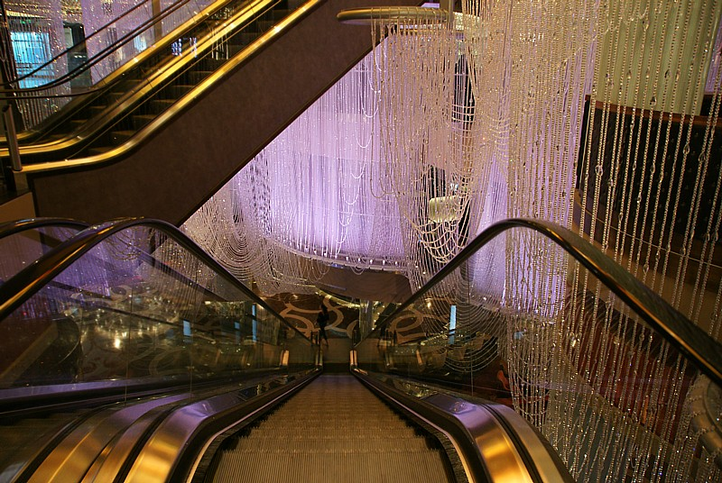 Travel to Another Level of the Chandelier