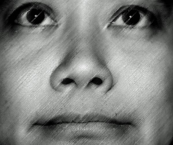 IMG_3685  WIC #83  Self Portrait in B&W